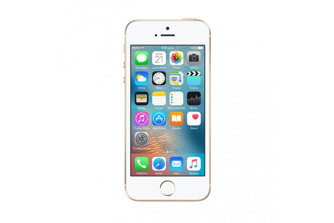 iPhone SE 4G 64GB Dorado
