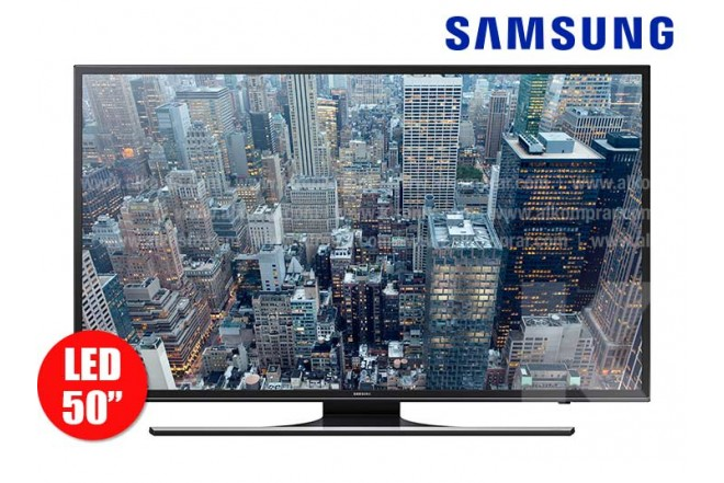 "Tv 50"" 127 cm SAMSUNG 50JU6500 Ultra HD Internet"
