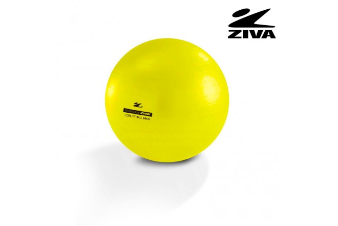 Balón de 65cm ZIVA Amarillo