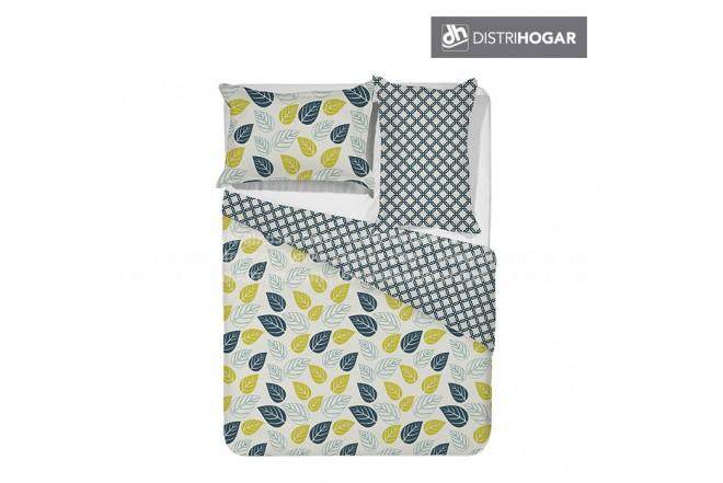 Comforter DISTRIHOGAR Estampado sencillo LEAVES