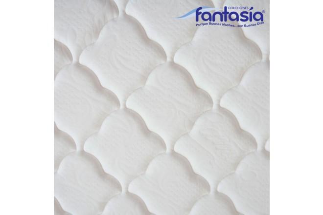Colchón FANTASÍA Semidoble LitiumEspumado 120x190 cms
