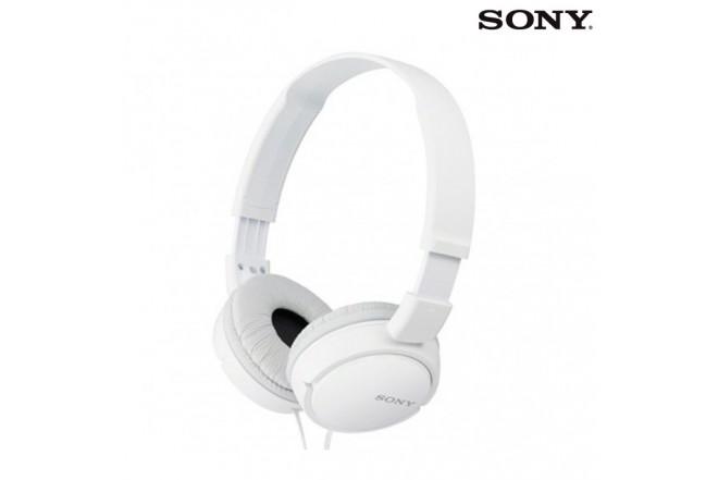Audífonos SONY MDR-ZX110 On Ear 3.5 110 Blanco