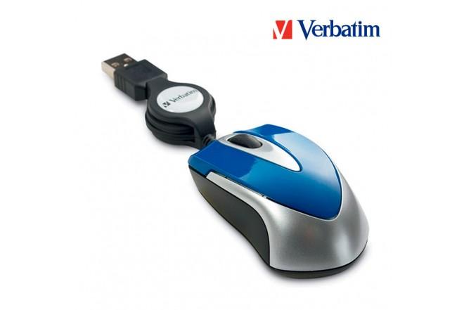 Mini Mouse VERBATIM Azul