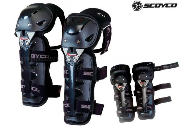 Rodilleras K11H11 brindan seguridad y resistencia.