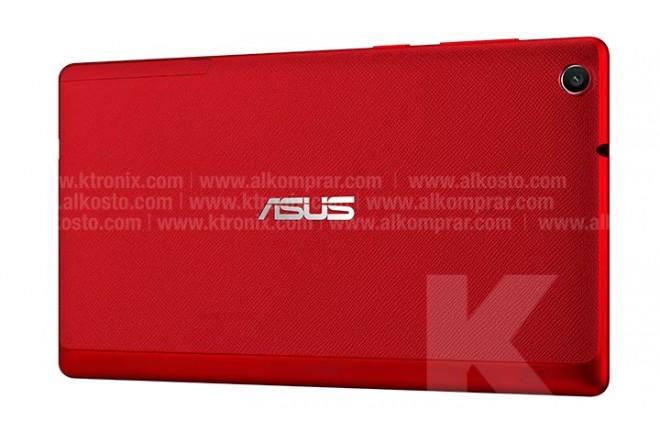 Tablet ASUS ZenPad Z170 3G Rojo II