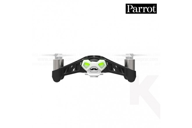 Mini Drone Parrot Rolling Spider  Blanco