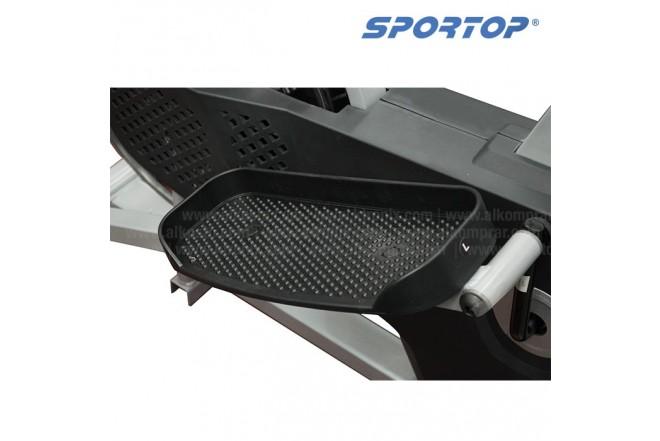 Elíptica con disco en acero SPORTOP Sky Pro