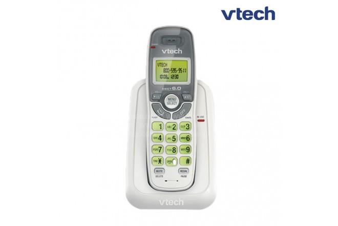 Teléfono Inalámbrico ALCATEL VERSATIS E150 DUO LA Negro VTECH CS6114