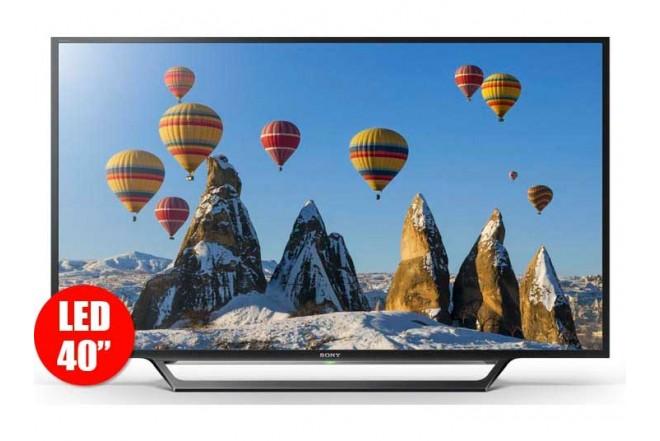"TV 40"" 101.6cm LED SONY 40W657D Full HD"