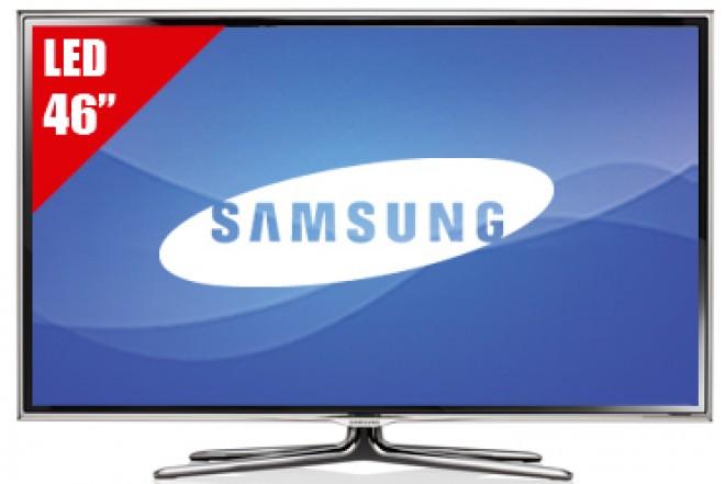 """TV 46"""" LED SAMSUNG 46ES6100 FHD"""