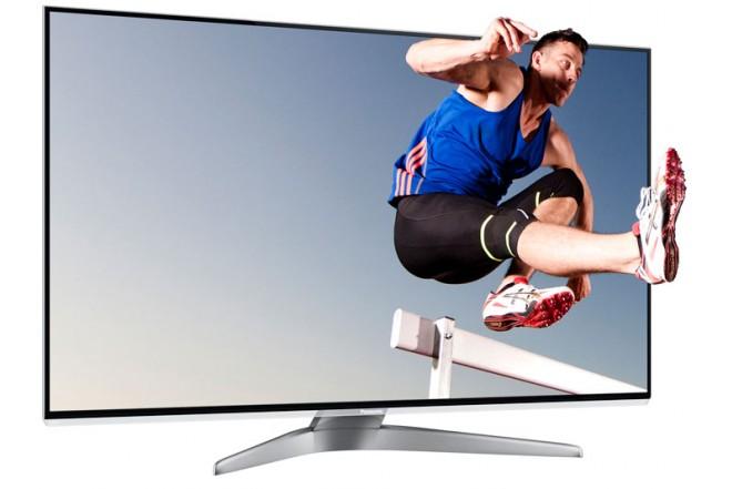 """TV 55"""" LED PANASONIC 55WT50 FHD 3D"""