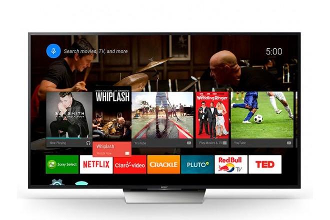 """Tv 75"""" 189.3cm LED SONY 75X857D 4K"""