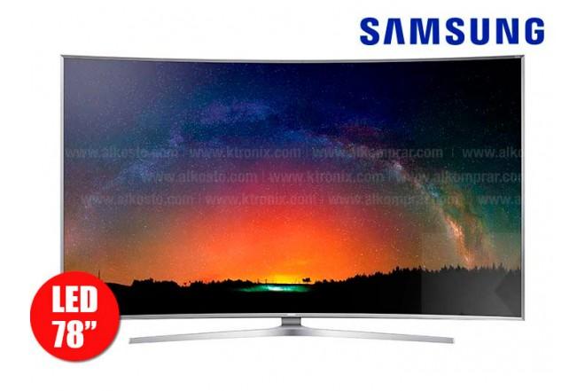"Tv 78"" 198 cm SAMSUNG 78JS9500 Ultra HD Internet"