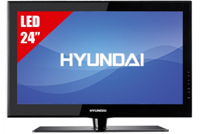 "TV 24"" LED HYUNDAI 241F FHD"