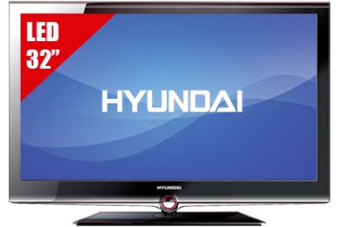"TV 32"" LED HYUNDAI 322 HD"