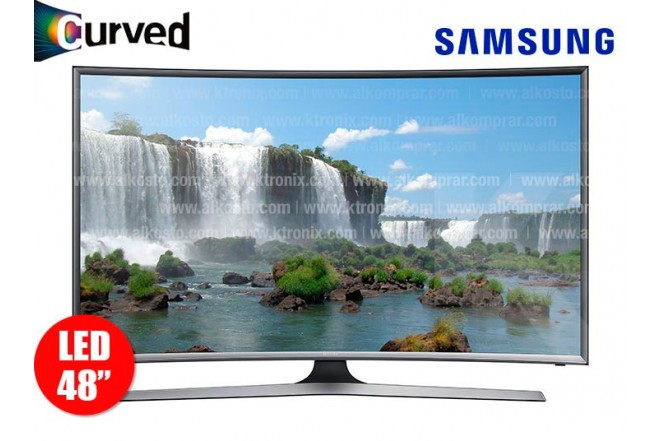 "Tv 48"" 121 cm SAMSUNG 48J6500 Full HD Internet"