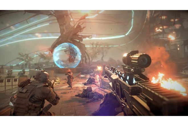 Juego SONY PS4 Killzone Shadow Fall
