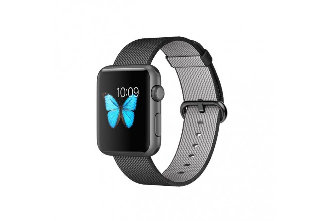 Apple Watch Sport 42M Black Ny