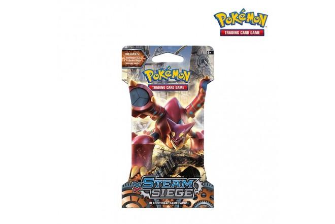 Pokémon TCG Steam Siege Sleeved B