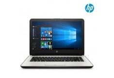 """Portátil HP AM013 Core i3 14"""" Plata"""