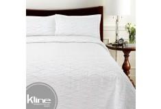 Cubrecama K-LINE Doble Multicolor Algodón 100%