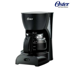 Cafetera OSTER 4 Tazas DR5B Negra