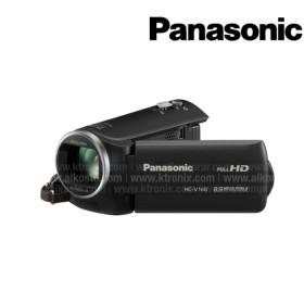 Videocámara PANASONIC  HC-V160 Negra Full HD