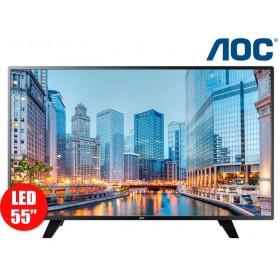 """Tv 55"""" 140cm LED AOC 55F1861 FullHD Internet"""