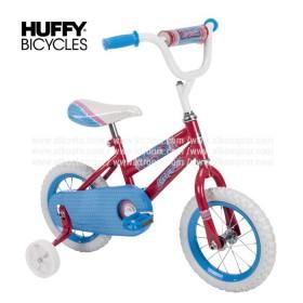 "Bicicleta Infantil HUFFY So Sweet de 12"""