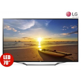 "TV 70"" 177cm LED LG 70UH635T UHD Internet"