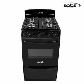 Estufa ABBA 20 AB 101-1N N Gas Natural - Color Negro