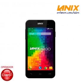 Celular PREPAGO CLARO LANIX ILIUM X210 BLANCO
