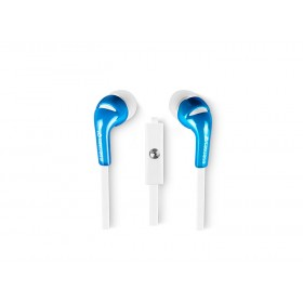 Audífono ESENSES Alámbrico In Ear ML Azul