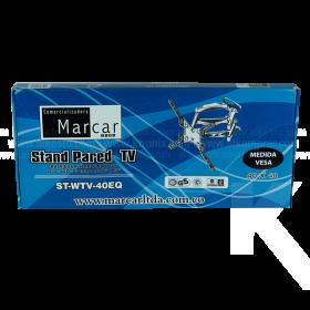 """KOMBO: Base MARCAR Escualizable 40""""/ 60"""" + Base MARCAR TV LED 42""""a 55"""" BR-LED1"""