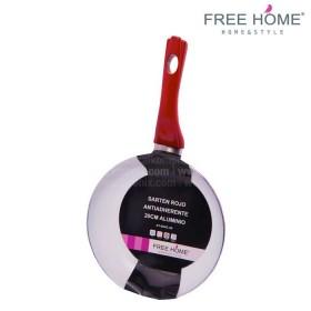 Sartén FREE HOME 20 cm Rojo XT-004G
