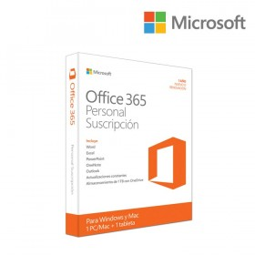 Office MS 365 Personal 32/64ES