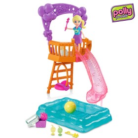 POLLY POCKET Piscina Club DHW44