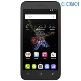 Celular ALCATEL Go Play 4G Negro Rojo
