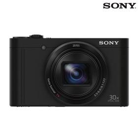 "Camara SONY Compacta  DSC-WX500 ""Negra"