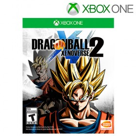 Videojuego XBOX ONE Dragon Ball Xenoverse 2