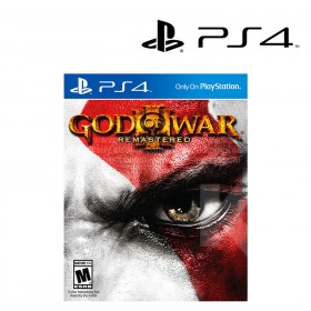 Videojuego PS4 God of War 3