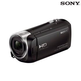 Cámara Sony profesional HDR-CX440 Negra