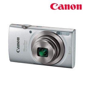 "Cámara CANON Compacta ELPH180 IS ""Plata"