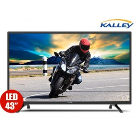 "TV 43"" 109cm KALLEY K-LED43FHDSRT2"