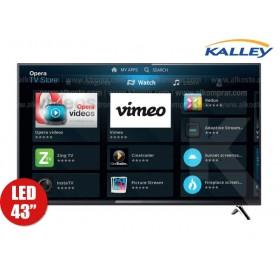 """TV 43""""109cm LED Kalley 43FHDS T2 Internet"""