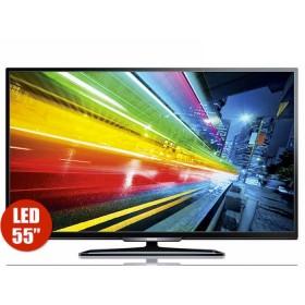 """TV 55"""" 139.7 cm LED PHILIPS 55PFL4901 Full HD"""