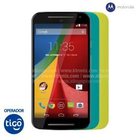 Celular TIGO MOTO G 8GB 2da Generación + PREPAGADA 3*39