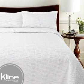 Cubrecama K-LINE Queen Multicolor