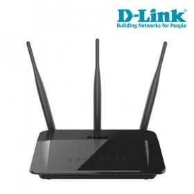 Router D-LINK AC750 Dual Band DIR-809