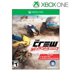 Videojuego  XBOX ONE The Crew Wild Run